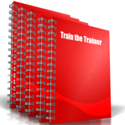 Train the Trainer Pack - set of 5 resources