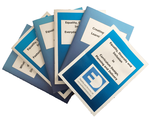 Equality, Diversity Inclusion Good Practice Pocket Books