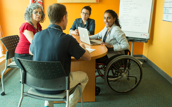 Disability in the workplace training course