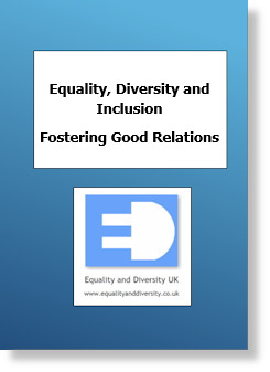 Fostering Good Relations Pocket Book