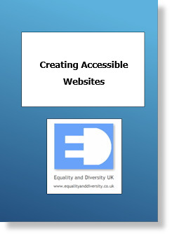 Creating Accessible Websites Pocket Book
