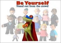 Posters - Be Yourself 3