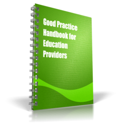 Good Practice Handbook for Education Providers