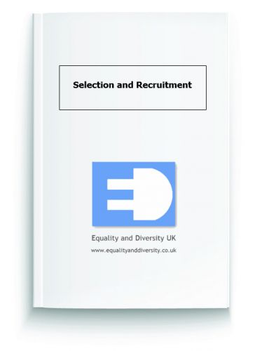 Selection and Recruitment Pocket Book